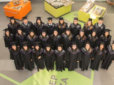 Graduación de Promoción 2017 - 1